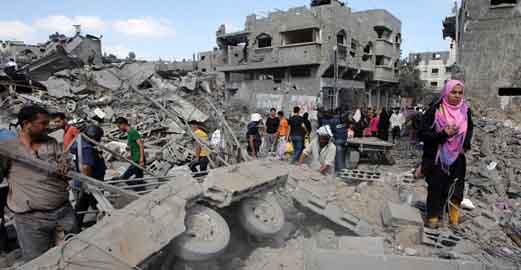 عدوان «الجرف الصامد» على غزة.. في ذكراه السادسة