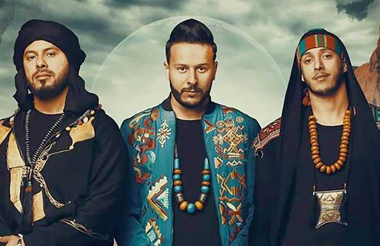 فرقة الراب المغربية «فناير» تصور أغنية جديدة
