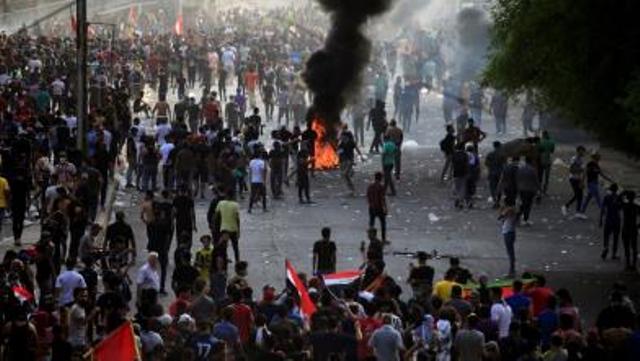 العراق: تزايد أعداد القتلى مع اتساع دائرة الاحتجاجات