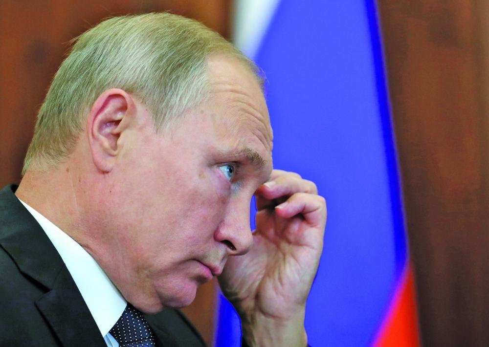 حرب بوتين «الناعمة» لتقويض الديموقراطية الليبرالية في أوروبا... عبر الفساد