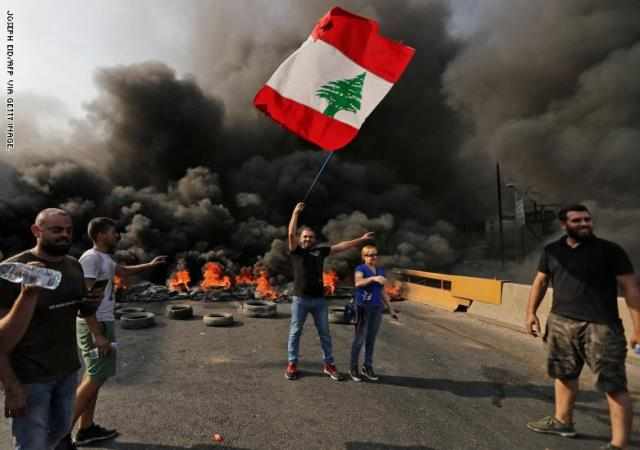 انتفاضة لبنان ..  استباق الحشود الضخمة بورقة الاقتراحات الاقتصادية