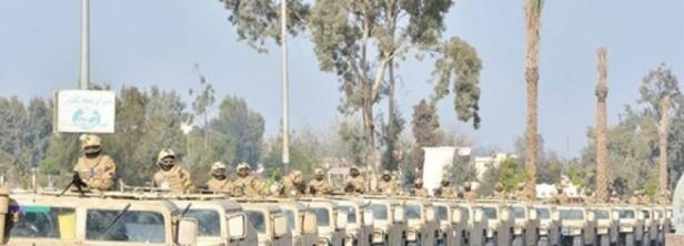 الداخلية المصرية : مقتل 13 إرهابيا  بعملية أمنية في شمال سيناء