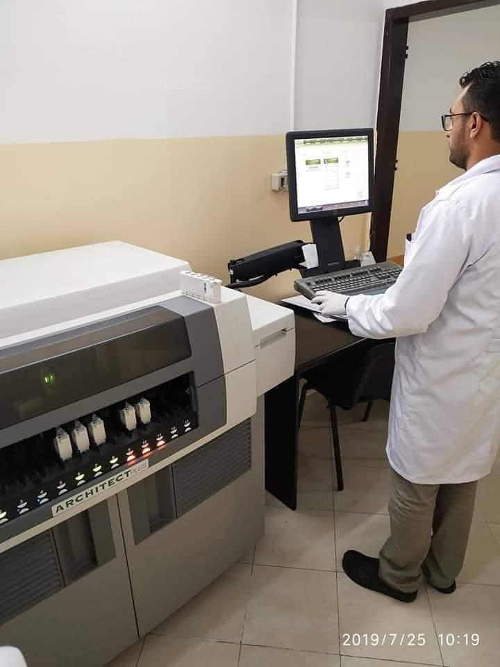 الصحة بغزة: ترخيص 1148 مؤسسة صحية خلال 2019