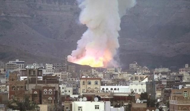 مقتل 7 أشخاص بغارة للتحالف قرب مستشفى باليمن