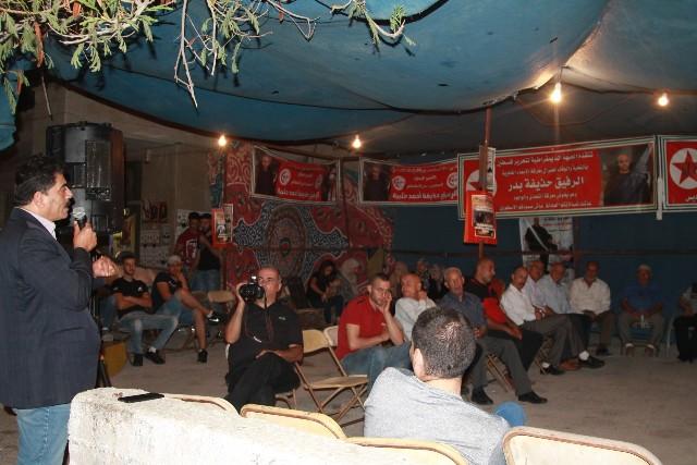 «الديمقراطية» تطالب ببلورة إستراتيجية وطنية داعمة لنضالات الأسرى