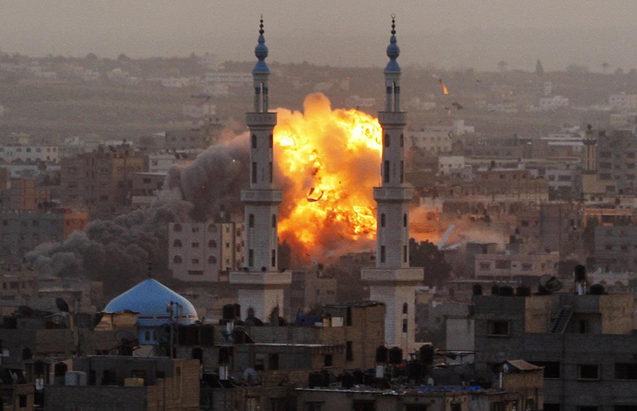 تداعيات جديدة للعملية الاسرائيلية