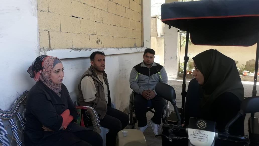 في يومهم العالمي.. ذوو الإعاقة الفلسطينيون وتداعيات التهميش