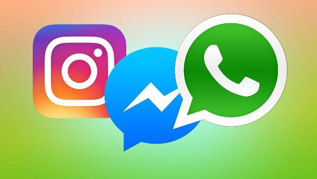 فيسبوك يكسر الحواجز.. دمج واتساب وإنستغرام وماسنجر