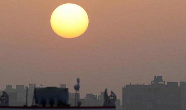 رصد الأرض : أكتوبر الماضي الأعلى حرارة في التاريخ