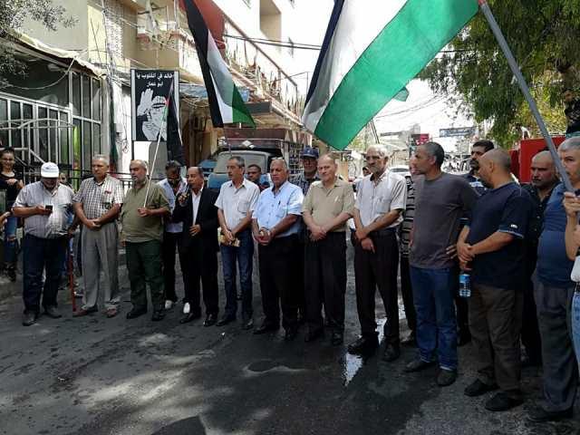 بيان صادر عن لجنة التحركات الموحدة في البداوي.
