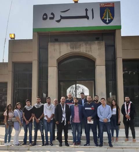 لقاء الشباب الديمقراطي أشد وشباب المردة يؤكد على توفير الحياة الكريمة لللاجئين