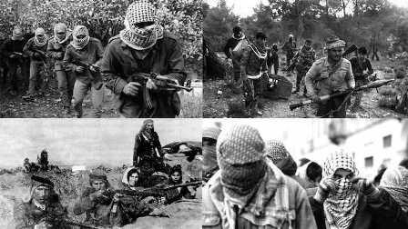 الثورة الفلسطينية المعاصرة من استراتيجية التحرير الى الطريق المسدود