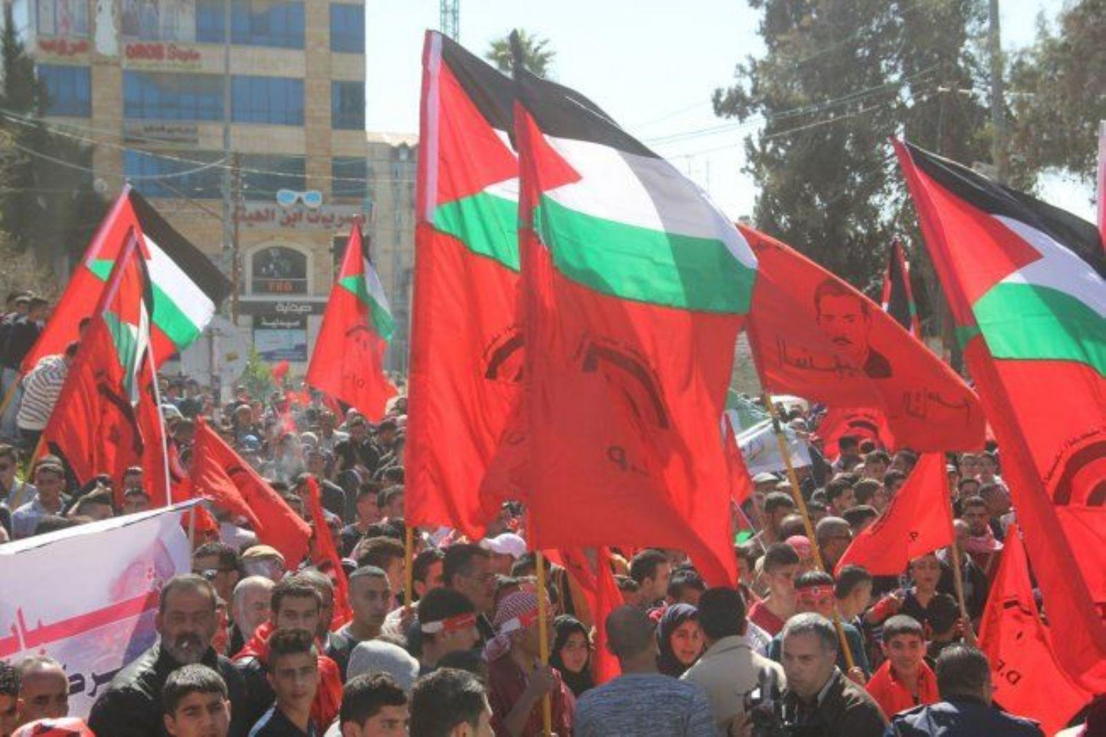 «الديمقراطية»: إزالة الخارجية الأميركية اسم السلطة عن خارطة فلسطين خطوة عدوانية تمهد لضم الضفة لإسرائيل