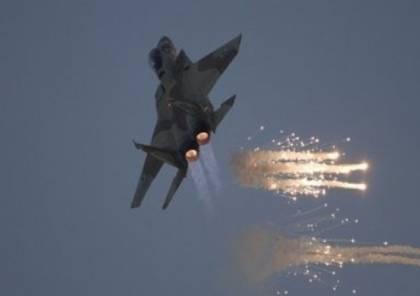 دمشق: هجوم صاروخي إسرائيلي على منطقة حلب