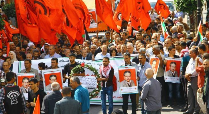 في الذكرى السادسة لرحيل هشام أبو غوش: خسرنا مناضلا استثنائيا