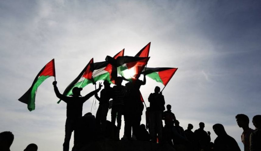 لا تيأسي، فإن شعبك عظيم يا فلسطين!