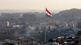 إحباط هجمات صاروخية إسرائيلية على دمشق
