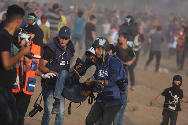 الصحفيون الفلسطينيون في دائرة استهداف جيش الاحتلال