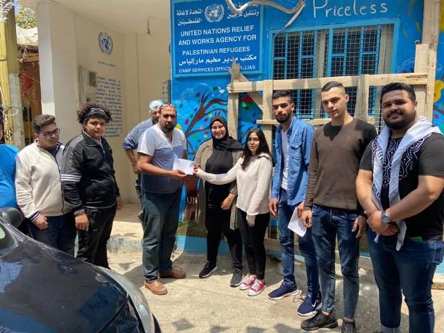 بيروت : أشد يطالب الاونروا بتحمل المسؤولية وتوفير الإغاثة للاجئيين الفلسطينيين