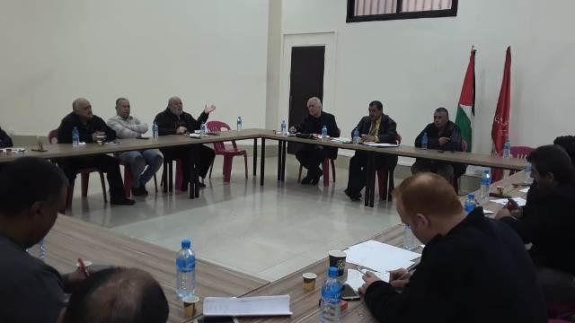 لبنان .. لقاء قيادي للجان العودة بالذكرى السبعين لتاسيس الاونروا