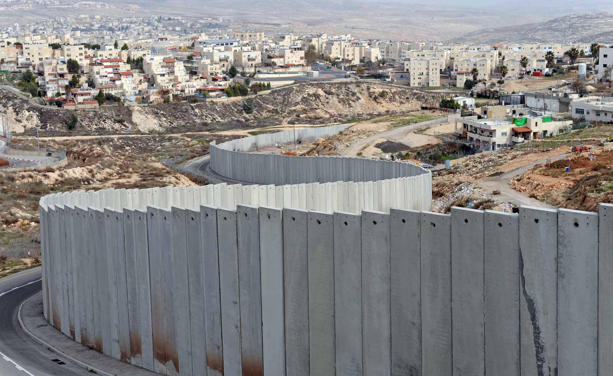إسرائيل نحو نظام الابارتهايد