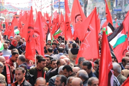 اليسار الفلسطيني الجديد.. وموقعه في الخارطة السياسية