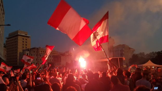 لبنان .. الاحتجاجات تعود مجدداً
