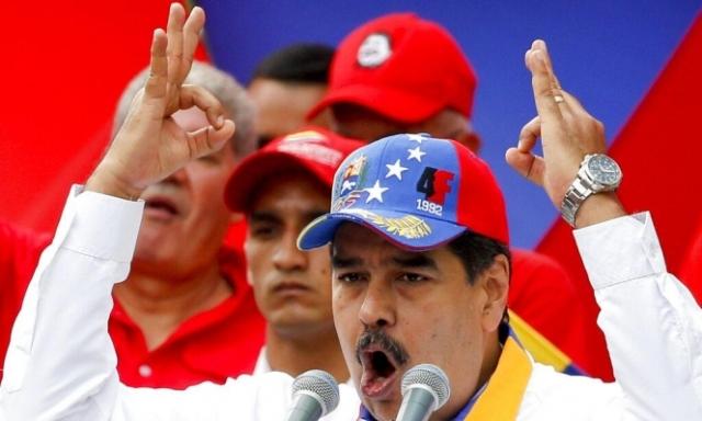 فنزويلا: تشكيل حكومة جديدة والتوتر مع المعارضة يتصاعد
