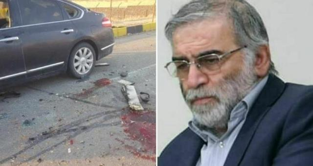 طهران: قرار الانتقام لمقتل العالم الإيراني فخري زاده اتخذ