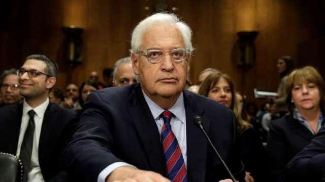 تصريحات السفير فريدمان تمهّد لقرار أميركي يجيز لاسرائيل  ضم أجزاء من الضفة