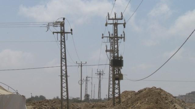 الكهرباء: عجز بالطاقة وصلت لـ345 ميجاوات
