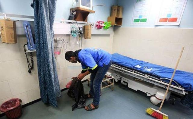 غزة : الصحة تبدأ دورات إدارة النفايات الطبية بالمستشفيات