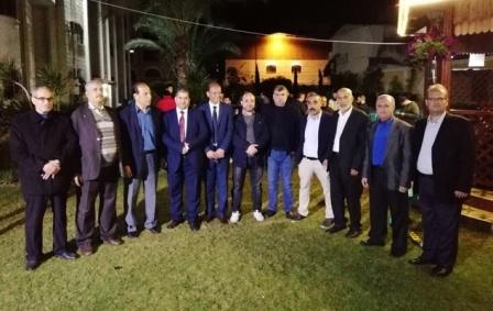 عائلة صالحة (المجدل) تنتخب مجلسها الجديد في قطاع غزة
