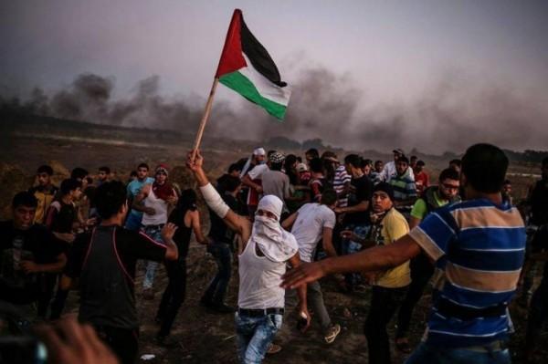 مسيرات العودة شكل من أشكال المقاومة الشعبية