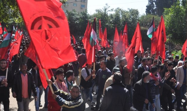 أبو ليلي: الأزمة الفلسطينية أعمق من تشكيل حكومة