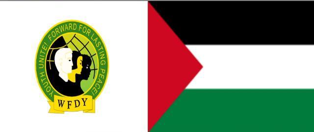 الشباب الديمقراطي العالمي يدعو لمنح اللاجئين الفلسطينيين في لبنان حقوقهم الانسانية