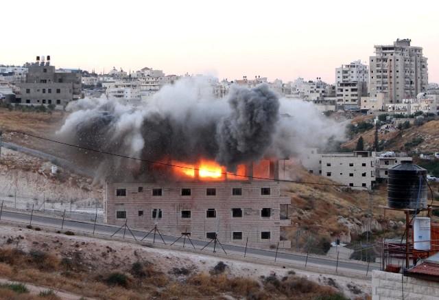 منظومة القضم الإسرائيلية توسع انتهاكاتها شرقي القدس