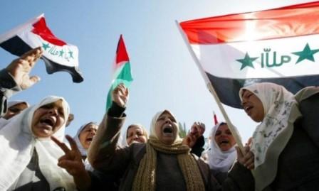 أبو هولي يطالب الحكومة العراقية استمرار التعامل مع اللاجئين الفلسطينيين بموجب  القانون رقم (202)