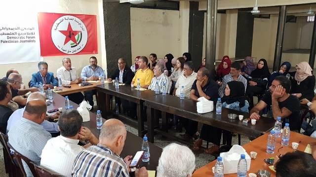 كليب: فلسطينيو لبنان جزء هام من الاستقرار الداخلي ويتعاطفون مع المطالب الشعبية اللبنانية