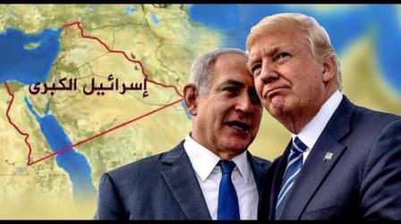 «أمن إسرائيل» هو الشق الثالث من صفقة ترامب