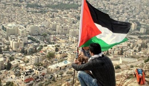 فلسطين تخاطب العالم