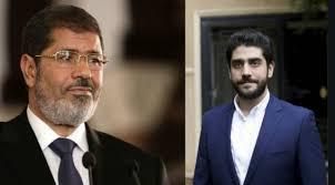 وفاة نجل الرئيس المصري المخلوع محمد مرسي