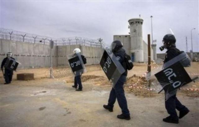 الاحتلال يقتحم قسم 2 في
