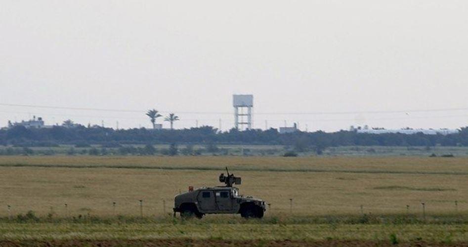 إطلاق نار إسرائيلي صوب المواطنين شرقي خانيونس
