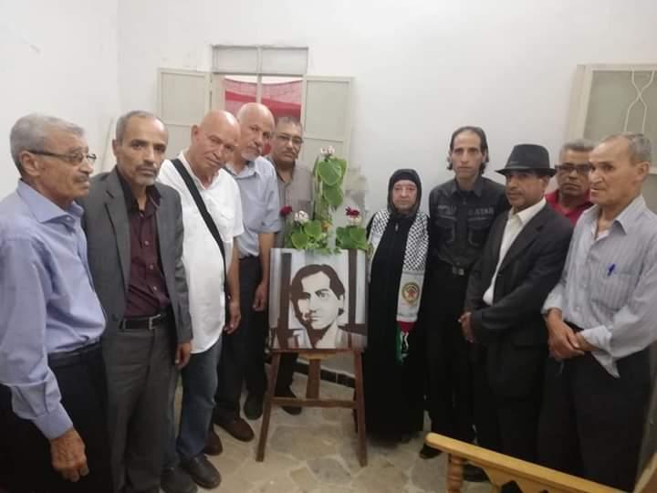 جرمانا : معرض للفن التشكيلي بعنوان « راحل على أثير القدس»