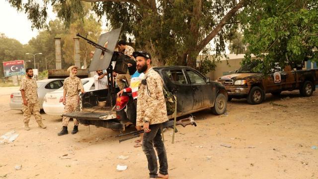 الوفاق تعزز مواقعها لكافة أنحاء طرابلس