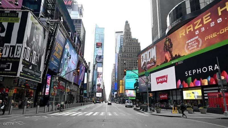 صحيفة أميركية: نيويورك عاصمة (كورونا) في العالم