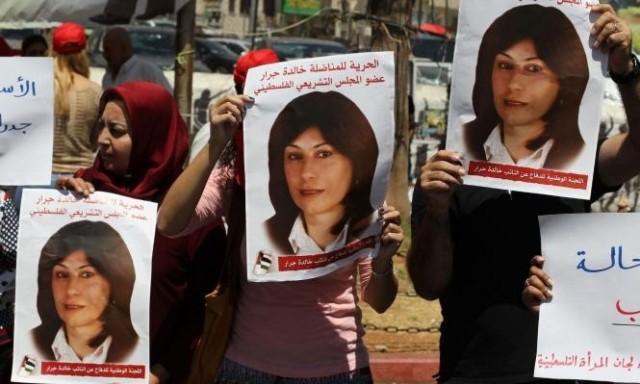قضت 20 شهراً بالمعتقل : الافراج عن النائب خالدة جرار الخميس