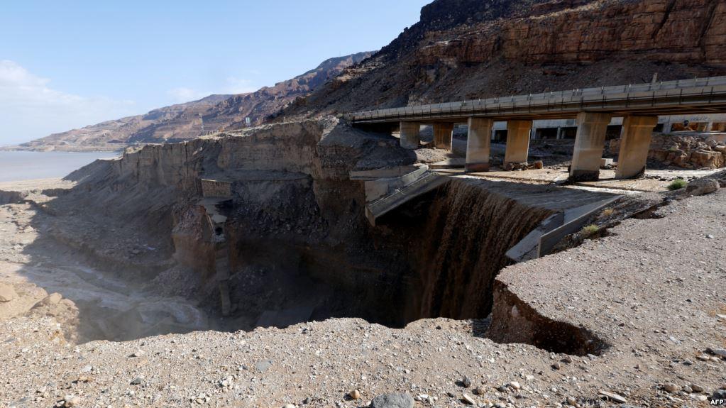 هل نتعلم من كارثة البحر الميت