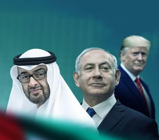 شراكة أميركية – إسرائيلية إماراتية ضد فلسطين